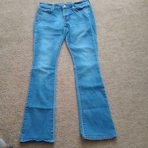 Arizona boot cut size 7 long